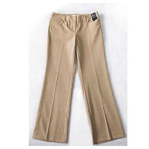 NY & Co 7th Avenue NWT Career Dress Pants 4P